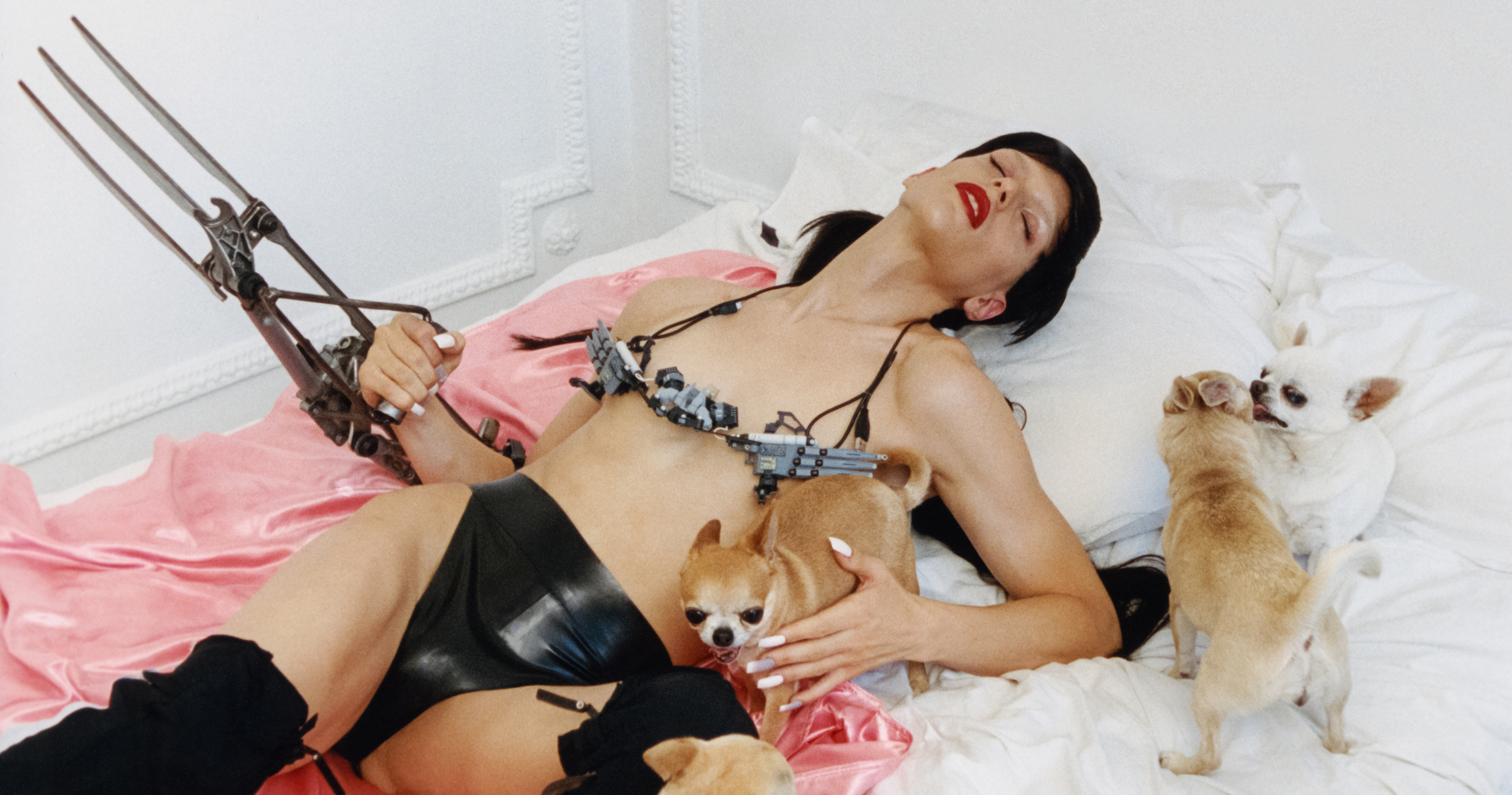 Arca Embraces Non-Binary Identity as a Philosophy in Her New Video