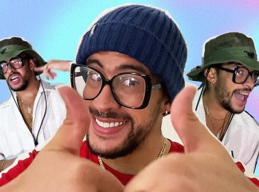 "Bad Bunny Makes His 'Saturday Night Live' Debut as ""Big Bunny"""
