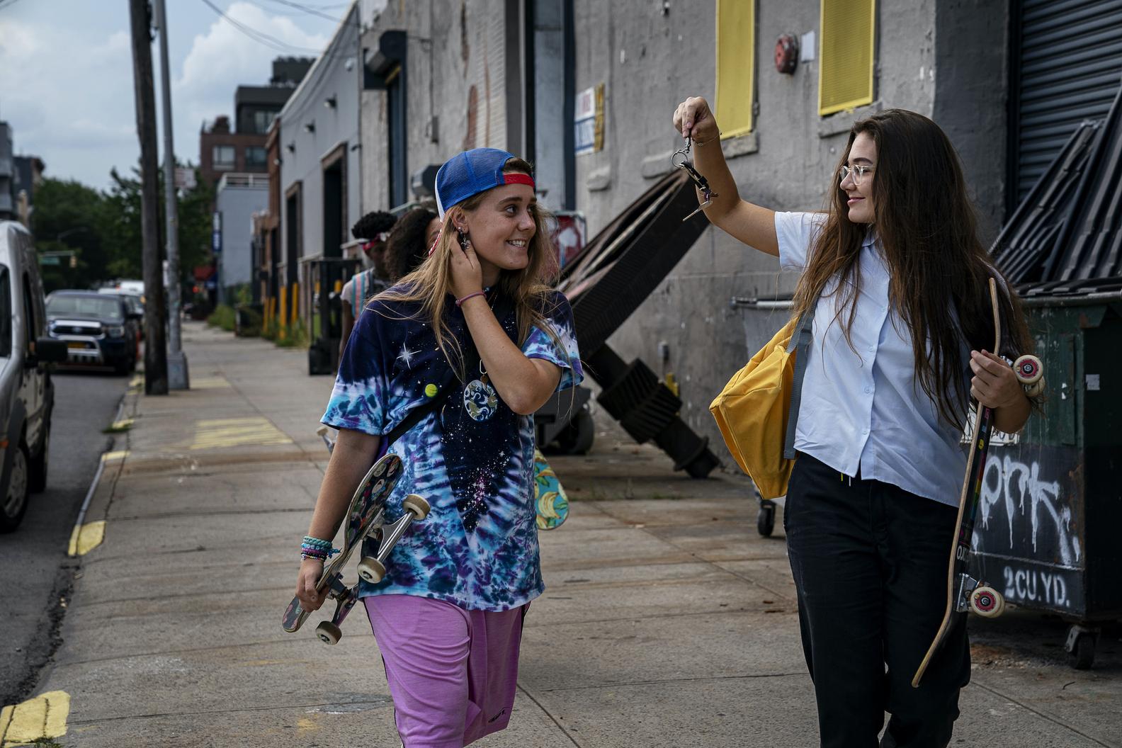 HBO's 'Betty' Star Rachelle Vinberg Hopes the Vibrant Skater Show Inspires Young Girls All Over