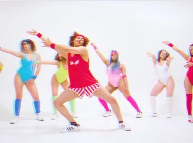 """LASTMONDAY's """"Cruda Freestyle"""" May be the First Richard Simmons Impression in Reggaetón"""