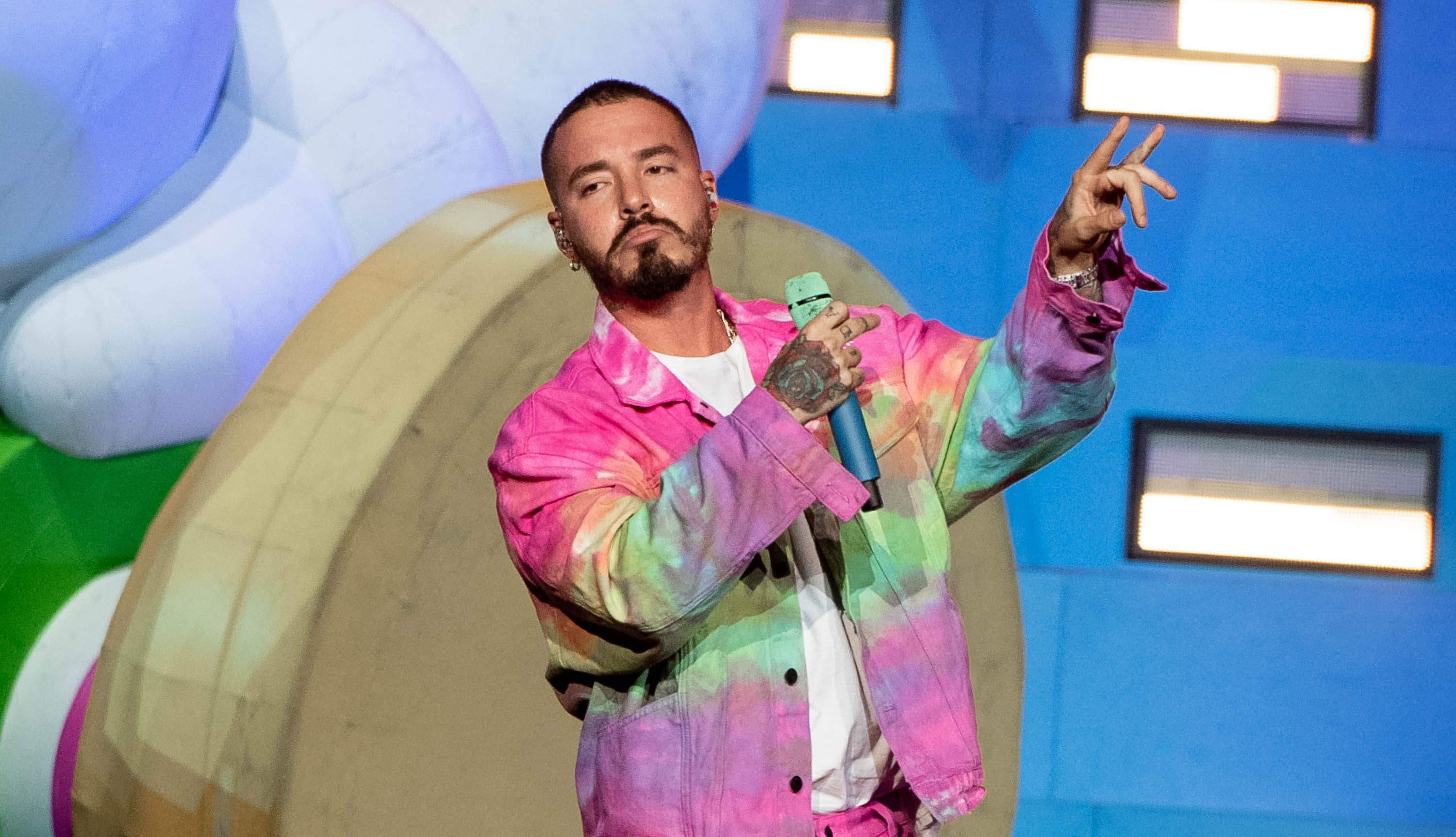 Balvin's Jordans Release Is Postponed, but He Dropped a Murakami Collab to Tide You Over