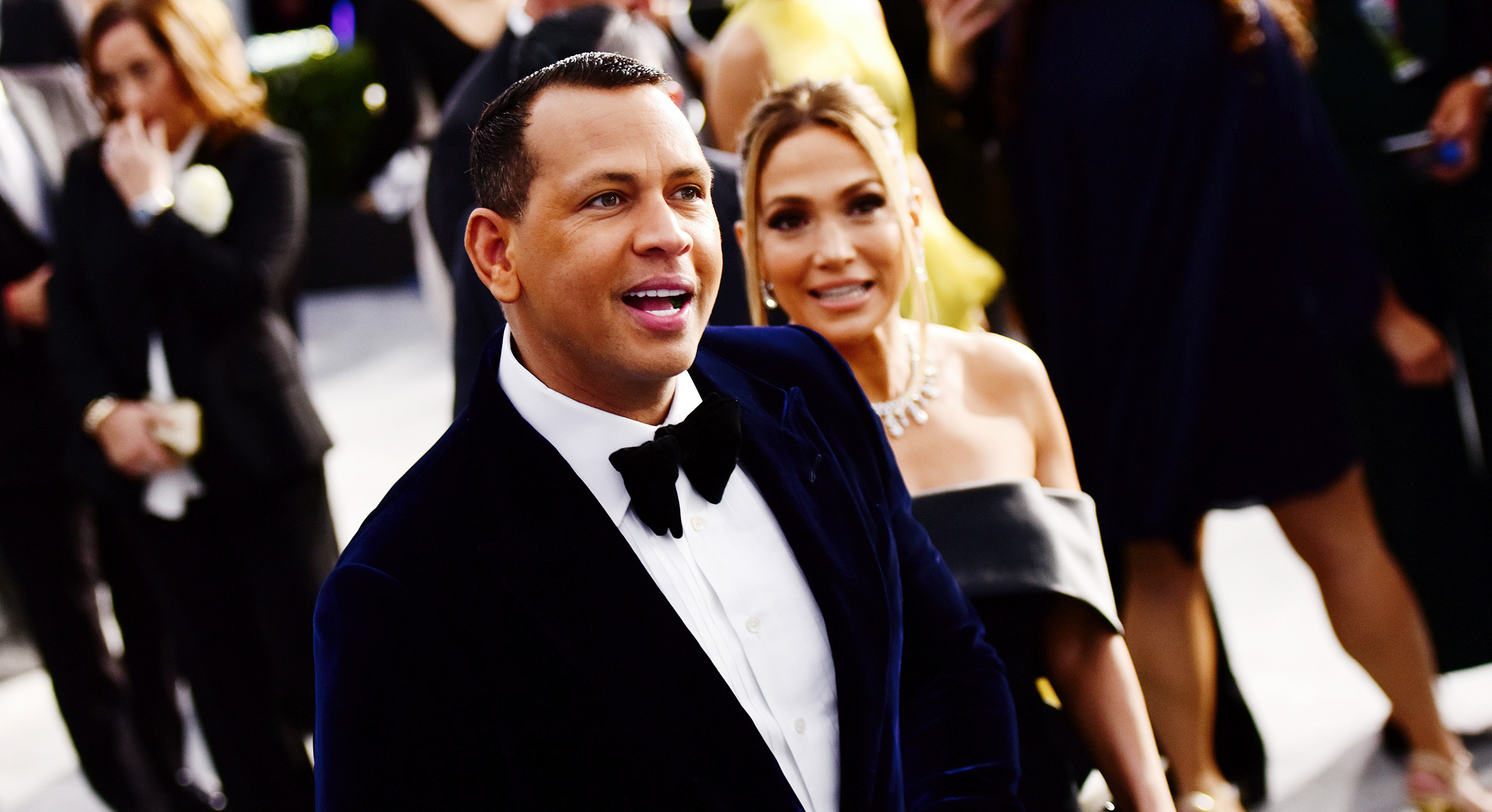 From BX to Queens: JLo & A-Rod Could Own The NY Mets Soon