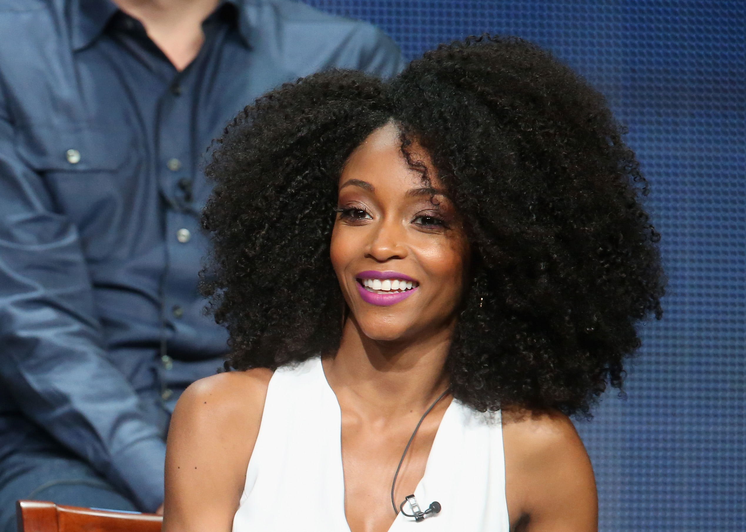Some Curly Bangs Inspo in Case You, Too, Are Scissor-Happy Right Now