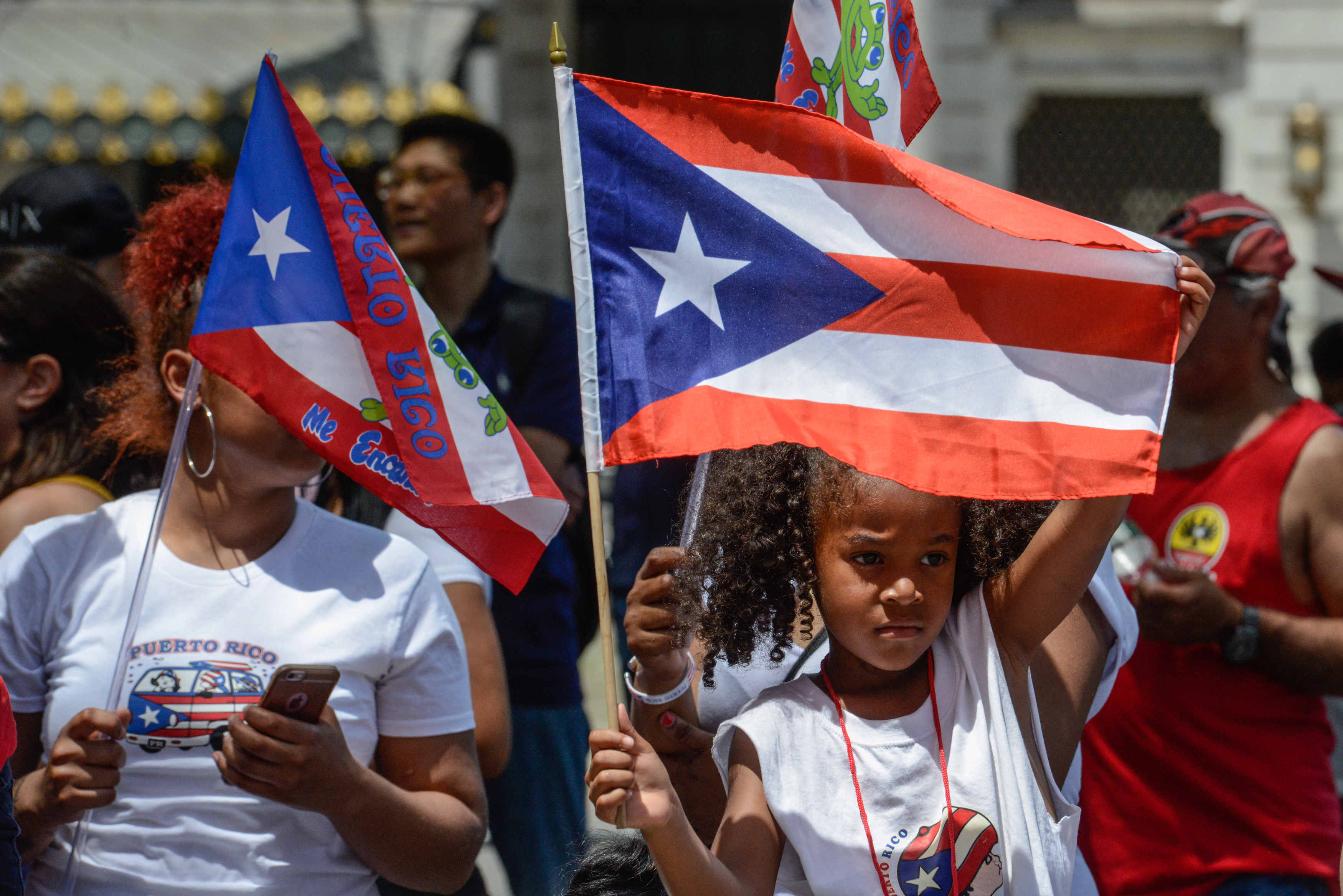 The National Puerto Rican Day Parade Has Been Postponed to God Knows When