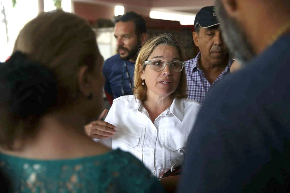 San Juan Mayor Carmen Yulín Cruz Says Not a Single Person in Puerto Rico Has Received a Stimulus Check