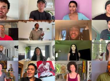 Watch Lin-Manuel Miranda Perform With His 'In the Heights' and 'Hamilton' Casts via Zoom