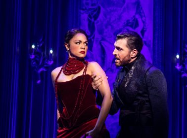 Karen Olivo on Being the First Woman of Color to Play Satine, Broadway's Shutdown & More