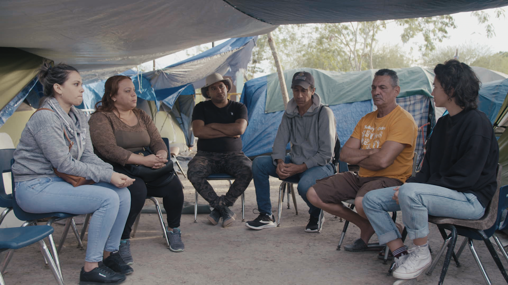 Exclusive Clip: 'Vice' Investigates How the Juárez Cartel Is Profiting off the U.S. 'Remain in Mexico' Policy
