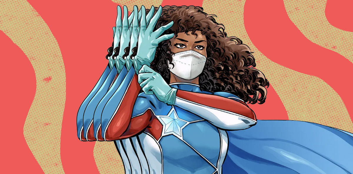 Rosario Dawson, Bad Bunny & Others Are Activists Defending Their Homeland in La Borinqueña's Latest Cover