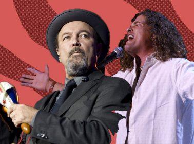 """Beloved Tíos Rubén Blades & Carlos Vives Bring Sweet Comfort With """"No Estás Solo"""""""
