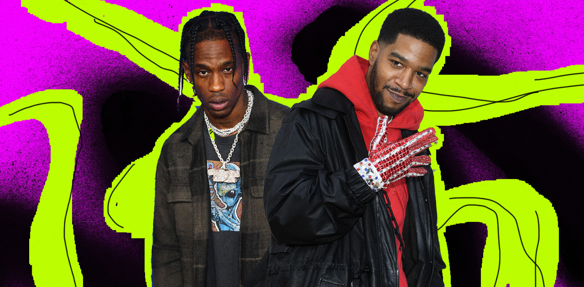 "Travis Scott & Kid Cudi's ""The Scotts"" Breaks Global Spotify Record"
