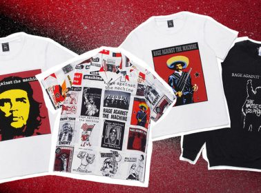 Tokyo-Based Fashion Label Wacko Maria Drops Collaboration with Rage Against the Machine