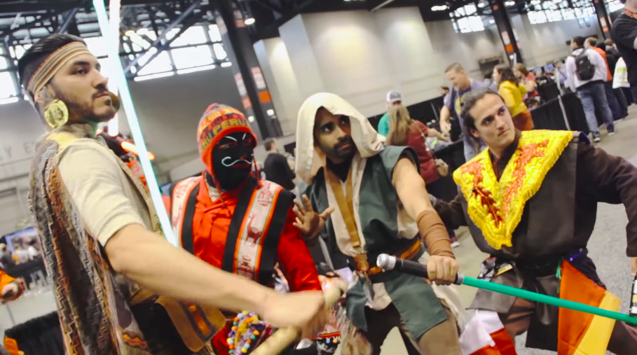 This Peruvian Documentary on Star Wars Celebration Is a Joyful Look at The Franchise's Latino Fan Base
