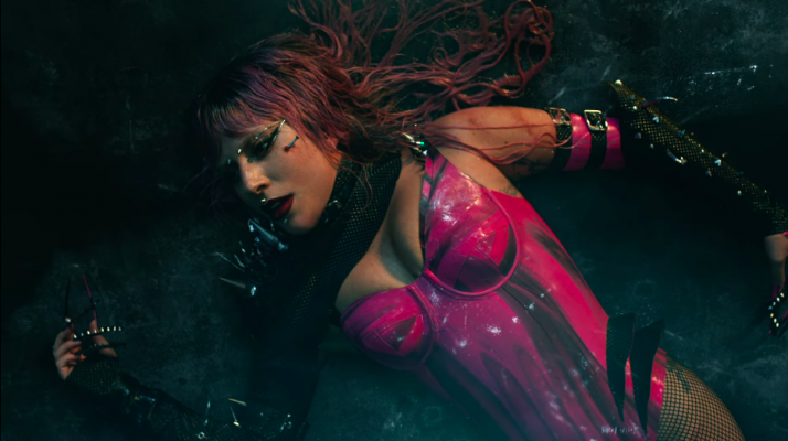 Robert Rodriguez Directs Lady Gaga & Ariana Grande in Cyberpunk 'Rain on Me' Music Video