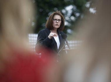 Sen. Catherine Cortez Masto Removes Her Name From Biden's VP List