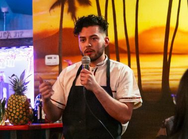Meet Manuel Mendoza, Culinary Cannabis Chef & Winner of Kelis-Hosted Cook-Off Show
