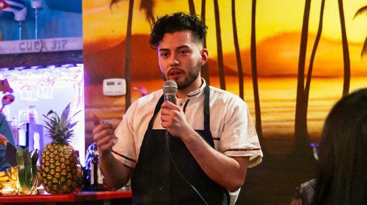Meet Manuel Mendoza, Culinary Cannabis Chef & Winner of Kelis-Hosted Cook-Off Show