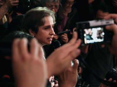 'Radio Silence' Profiles Carmen Aristegui, Mexico's Most Fearless Journalist