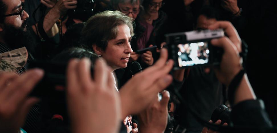 'Radio Silence' Profiles Carmen Aristegui, Mexico's Most Fearless Journalist