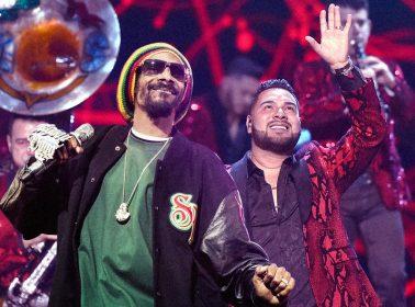 """Snoop Dogg & Banda MS Drop Long-Awaited Collaboration, """"Que Maldición"""""""