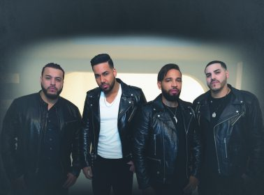 Aventura Will Perform Live on Facebook This Friday