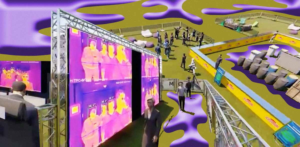 This Simulation Shows a Possible New Reality for Music Festivals