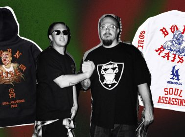 BornxRaised's Cinco De Mayo Drop Includes a Collab With LA Originals & Soul Assassins