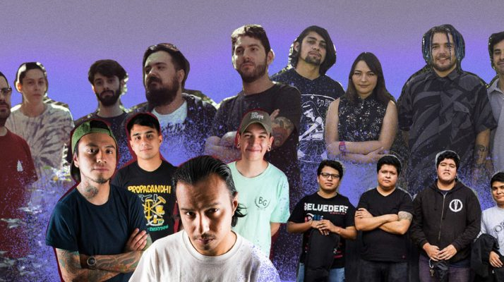 These 8 Bands Are The New Generation of Latin Emo