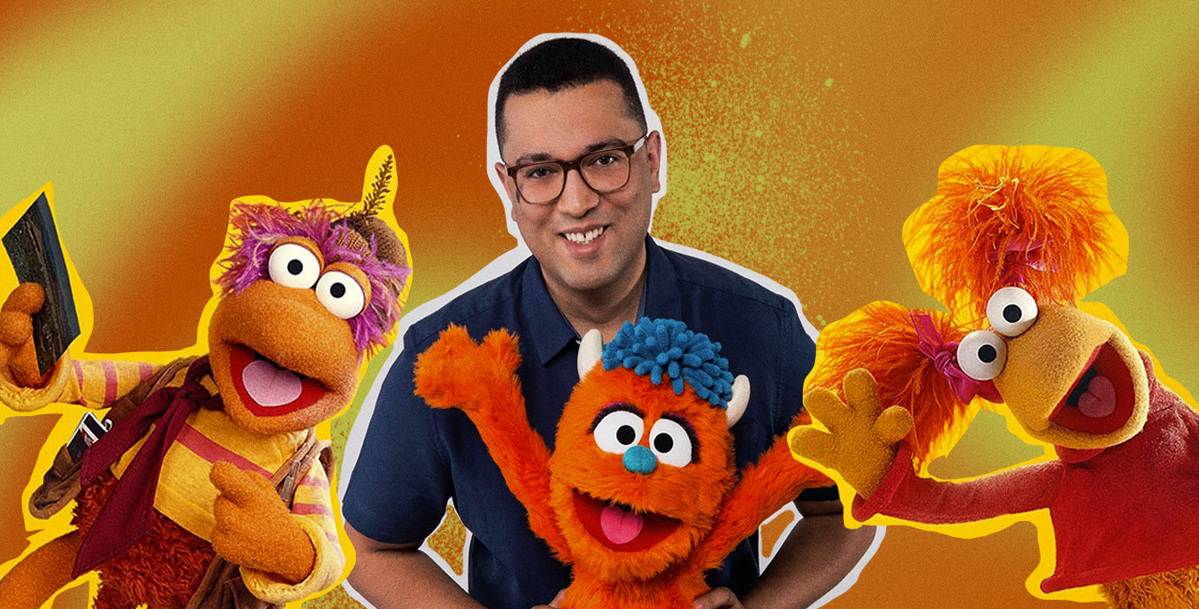 'Sesame Street' & 'Fraggle Rock' Puppeteer Frankie Cordero on Working Remotely During a Pandemic