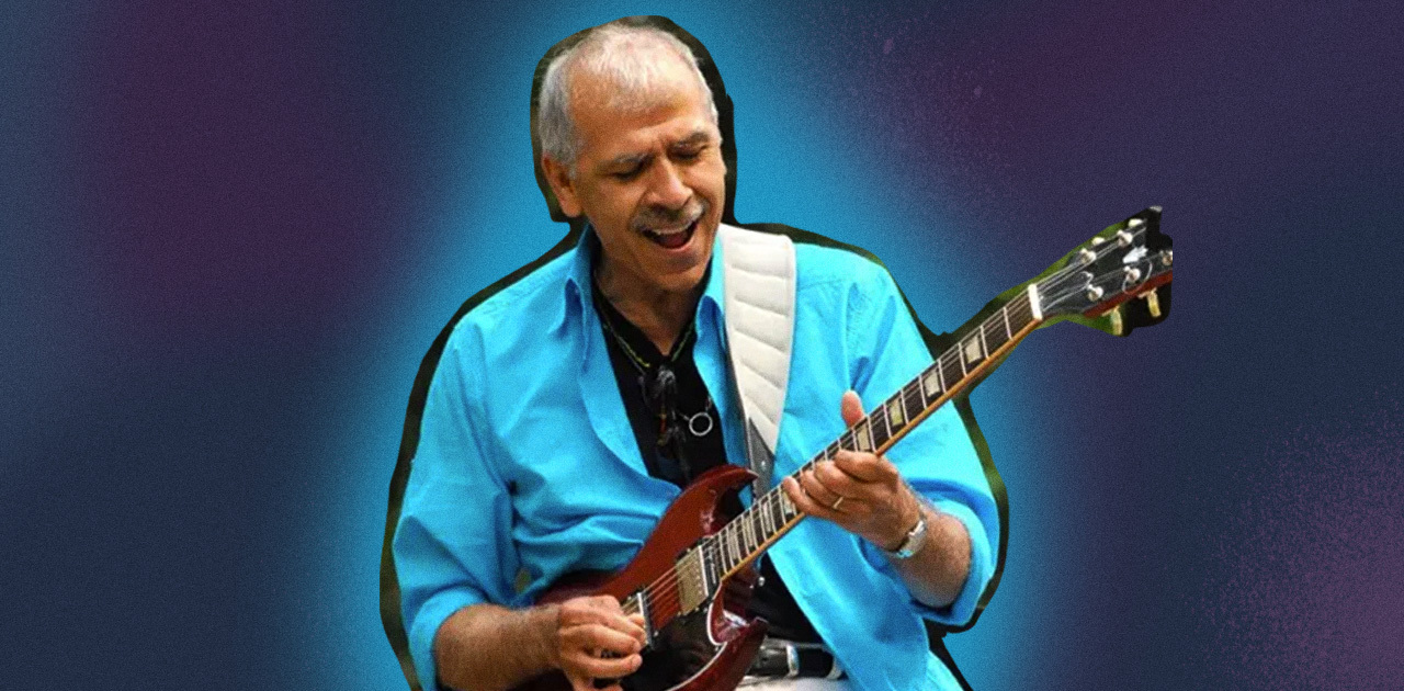 Jorge Santana, Legendary Mexican-American Guitarist for Malo has died