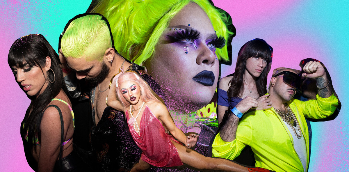 Make It a CDMX Drag and Perreo Weekend With Rico Club's Streaming Festival