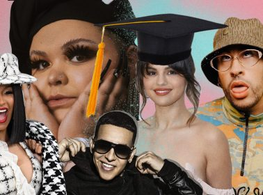 Rosa, Bad Bunny & More Participate in Virtual Graduation Celebrations