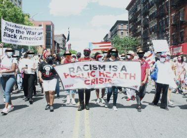 How Different Communities in Uptown Manhattan Came Together for the Fight Against Racism