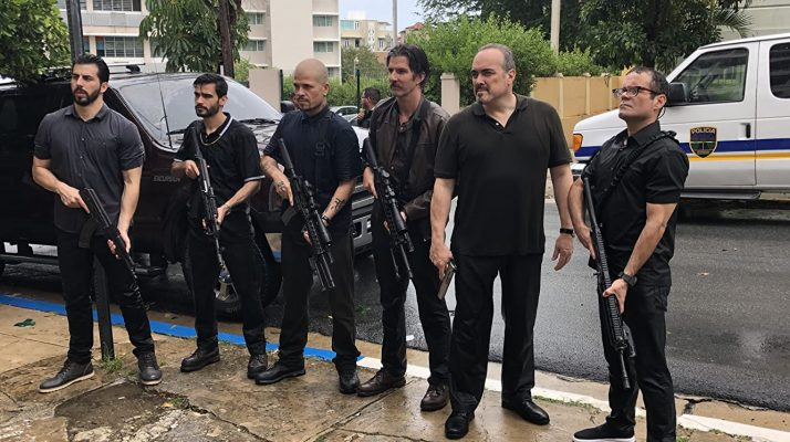 """""""I Wanted to Be a Part of It"""": Puerto Rican Actor David Zayas on New PR Set Heist Thriller 'Force of Nature'"""