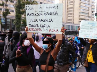 How Afro-Colombians Are Standing up Against Racial Violence