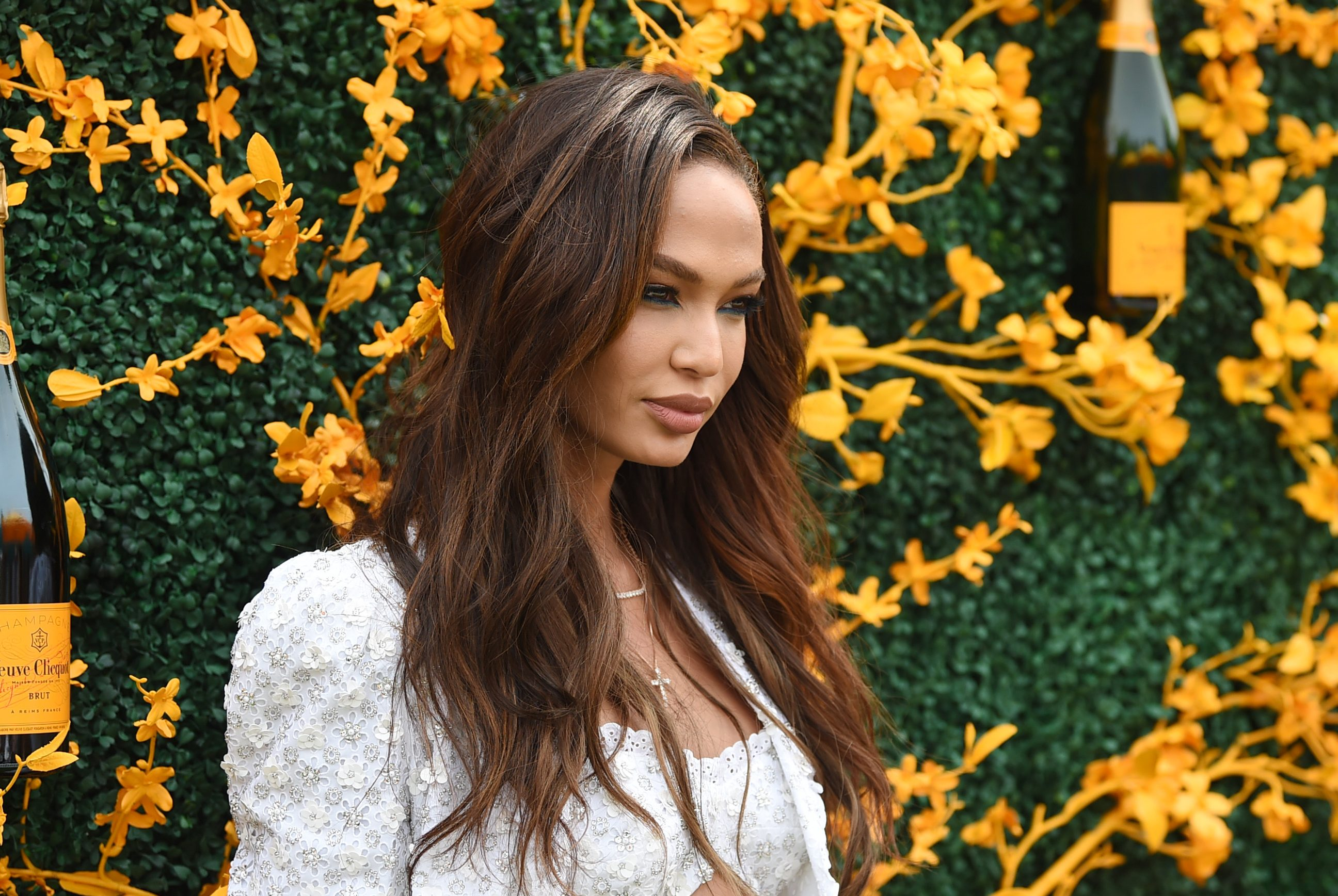Joan Smalls Commits Half Her Salary to Black Lives Matter & Urges the Fashion Industry to Do More