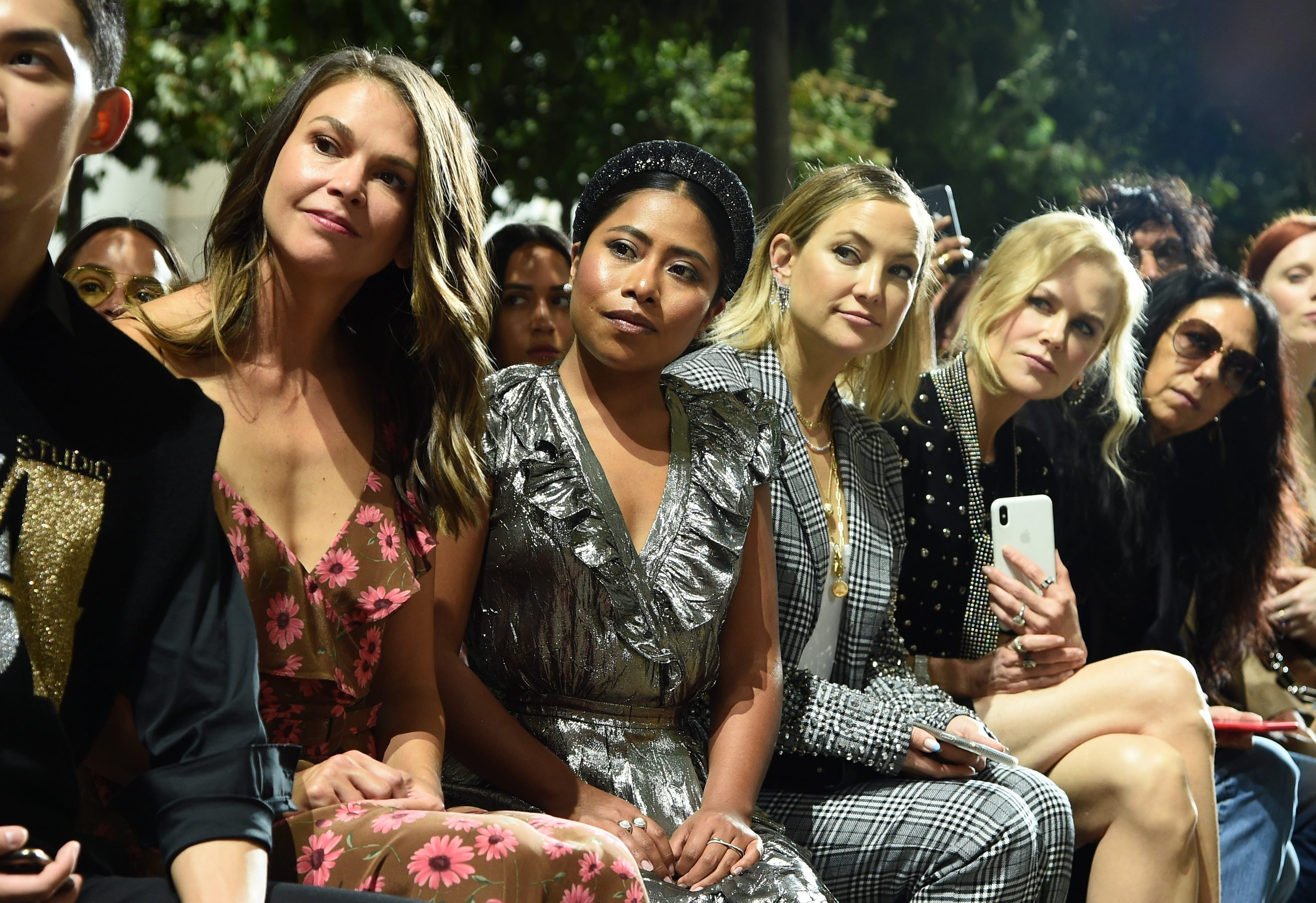 Yalitza Aparicio Embraces the Term 'Prieta,' Sparks Discussion on the Word's Meaning