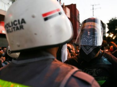 Week 2: From LA to Brazil, Scenes from Protests Across the World