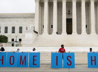 The Supreme Court Overturns Trump's Decision to End DACA