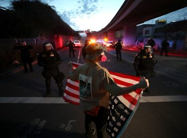 Latino Right-Wing Extremist Is Charged With the Murder of Oakland, CA Officer