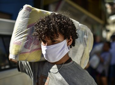 Brazilians in Favelas Form Mutual Aid Systems to Survive the Pandemic