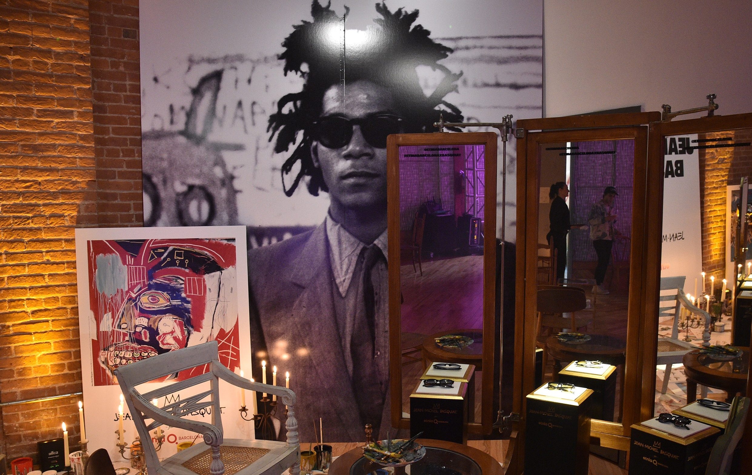 One of Basquiat's Largest Pieces Is up for Auction