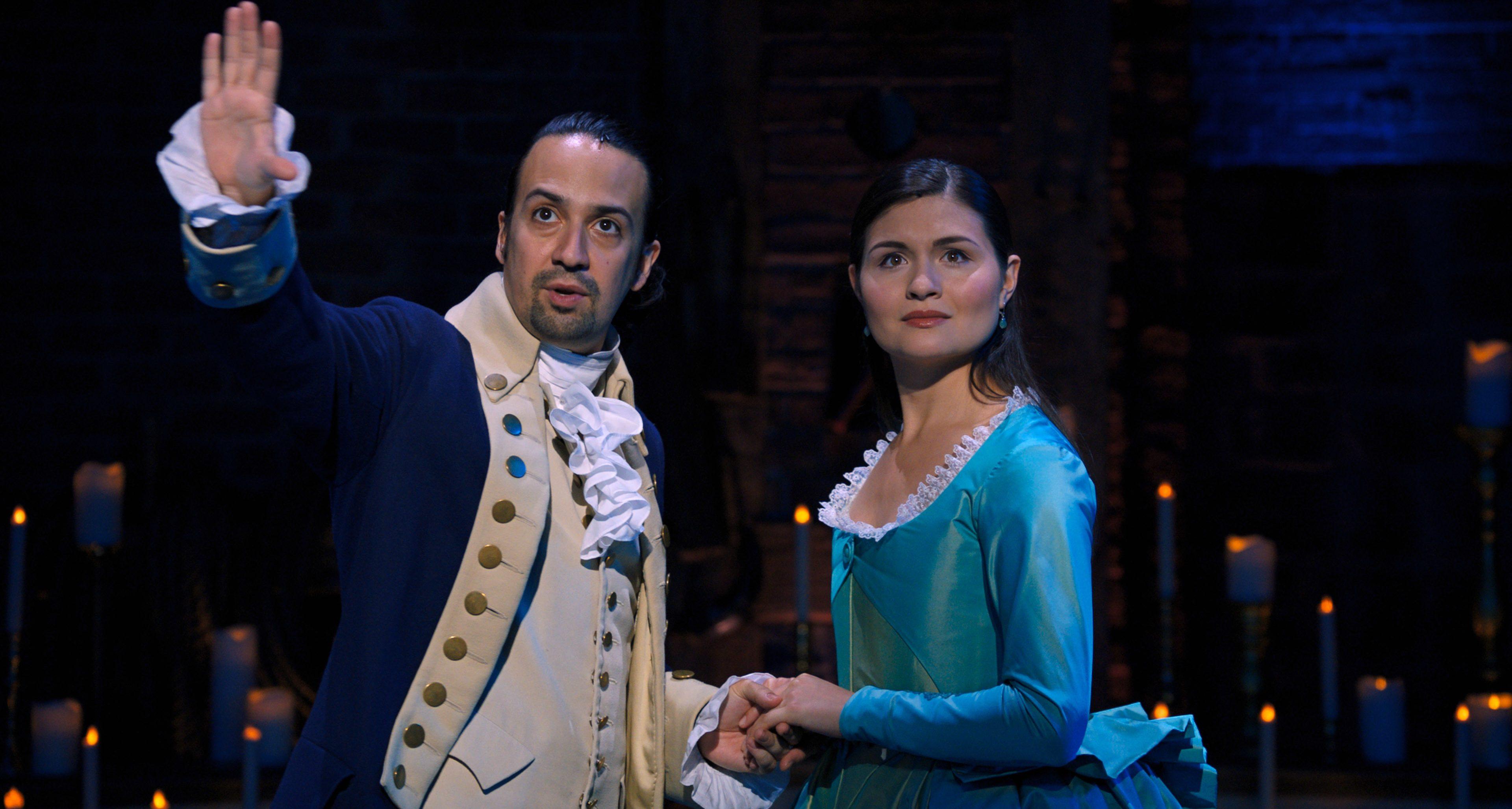 Rise Up! Disney+ Releases Trailer for 'Hamilton' Film