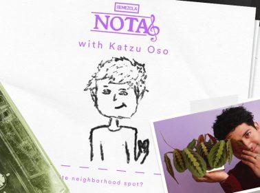 Notas: Katzu Oso