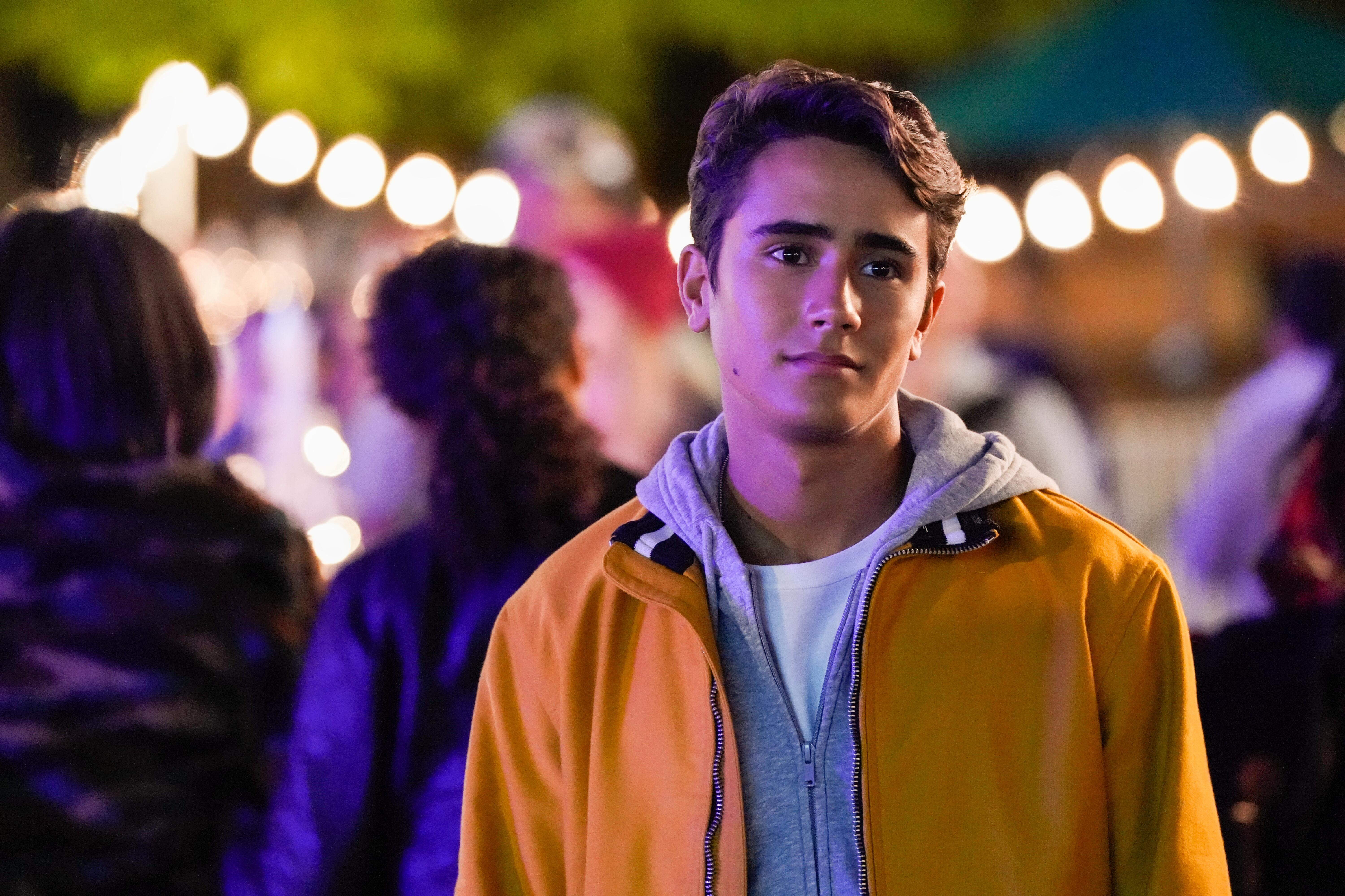 'Love, Victor's Coming Out Story Grapples With Homophobia in the Latinx Community