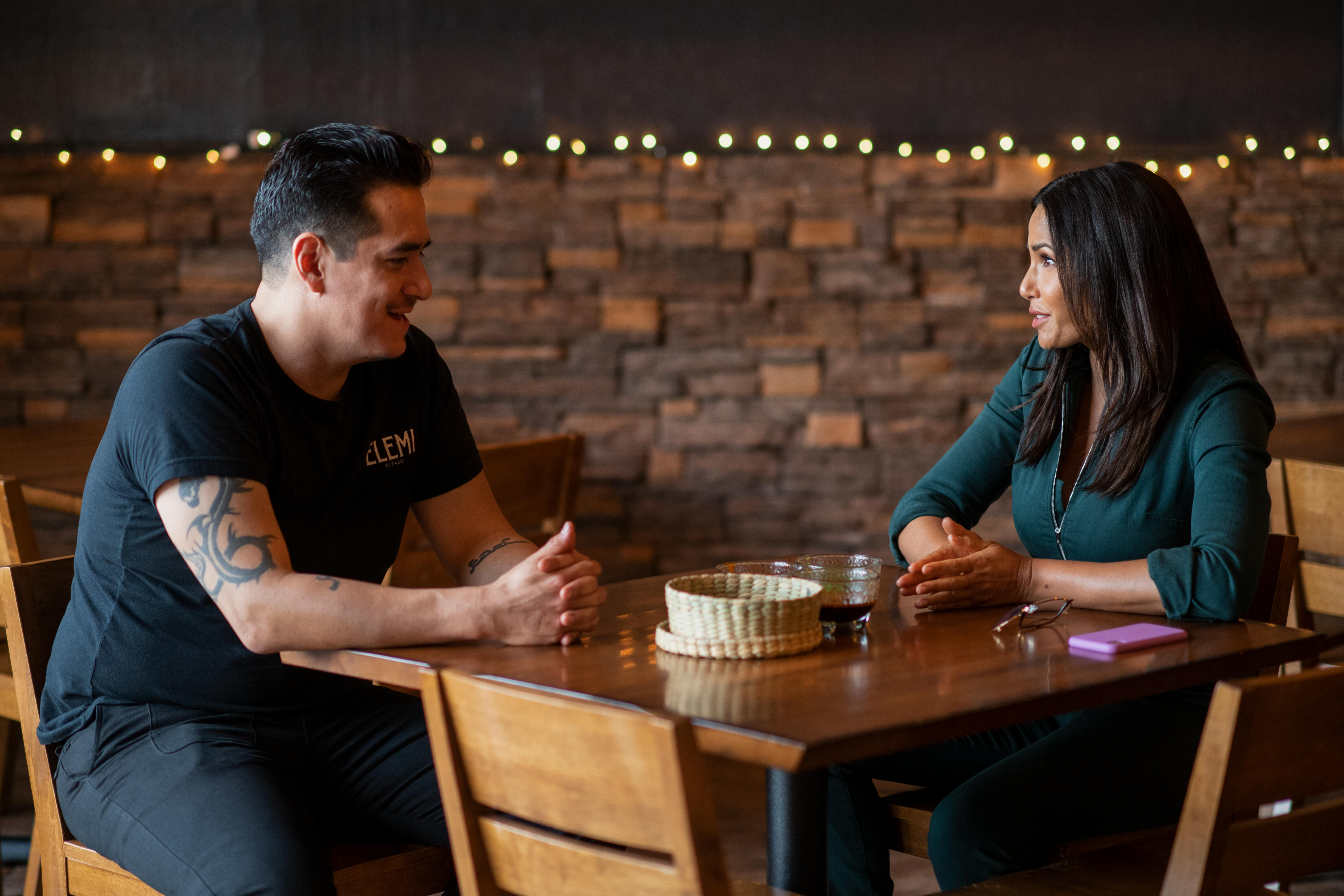 Padma Lakshmi Travels to El Paso to Talk Burritos & Immigration on 'Taste the Nation'