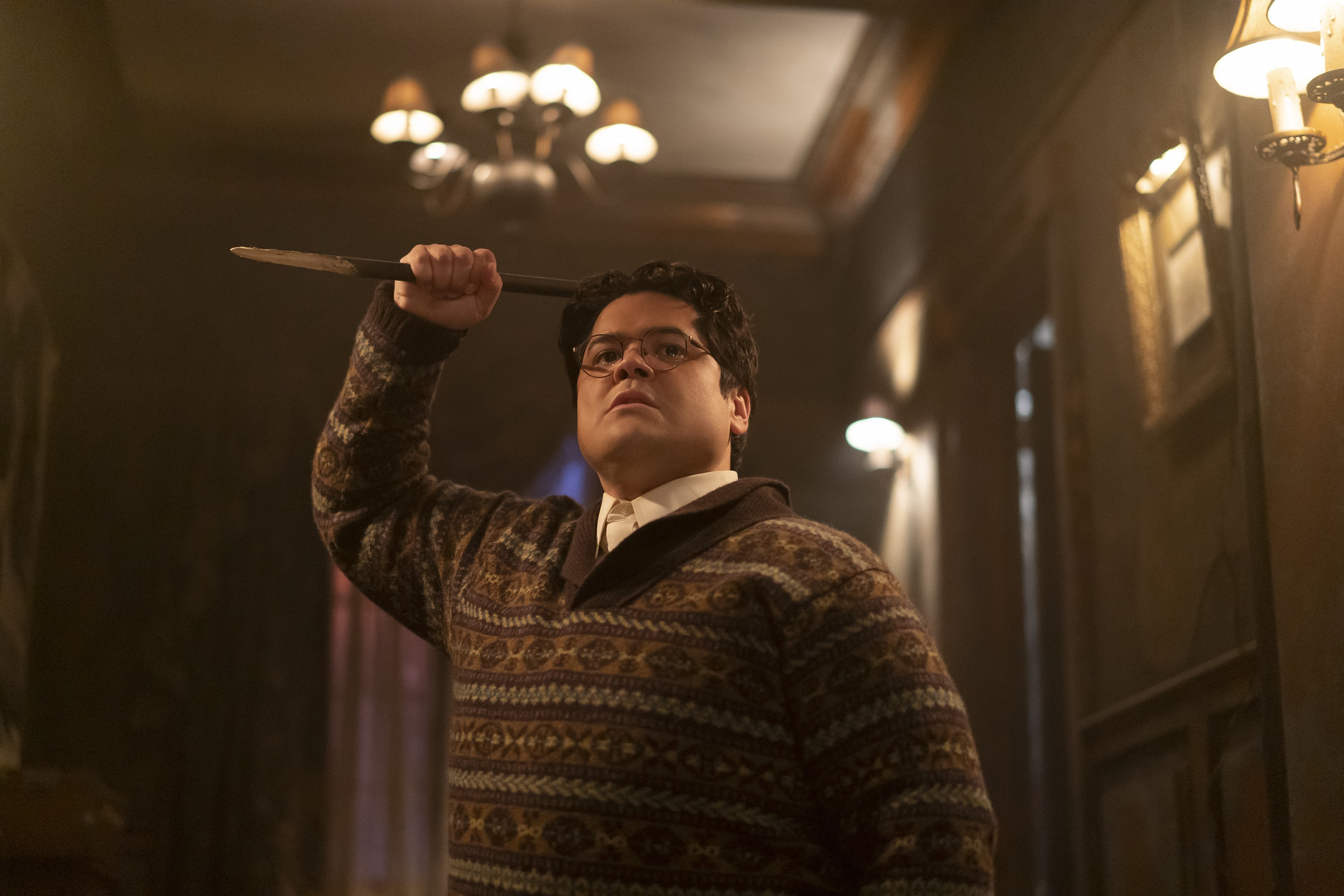 """'What We Do in the Shadows's Harvey Guillén on Representing for the """"Next Gordito, Mexican, Queer Kid"""""""