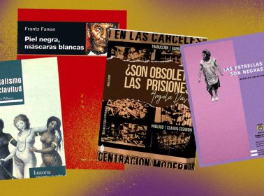 From Angela Davis to Arnoldo Palacios, Here Are 7 Anti-Racist Books to Read in Spanish