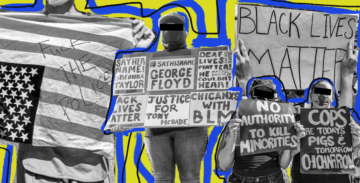 Be About It: How a City Stands Together for #BLM & the Cry to Defund the Police