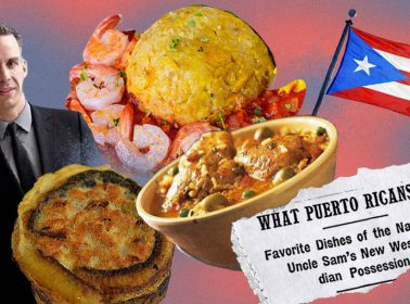 A Brief Look at Ethnocentrism in US Media's Coverage of Puerto Rican Cuisine